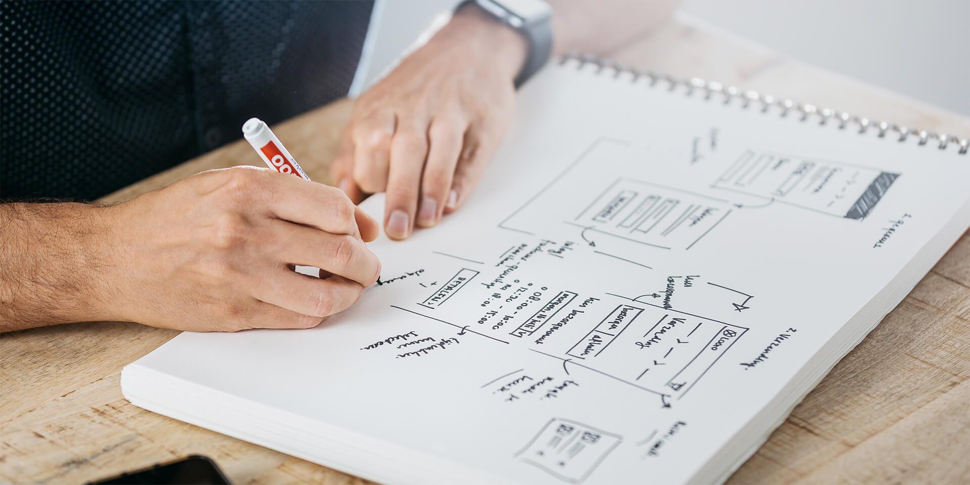 Wireframing Magento Check-out